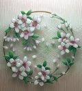 桜リース 和柄シリーズ