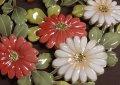 スワロビーズ 紅白の菊用